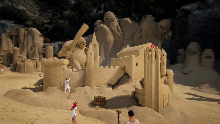 砂まつりなサマーバケーションイベント