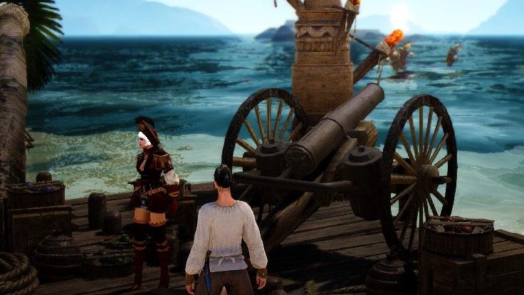 <テルミアンの海賊>ロゼ