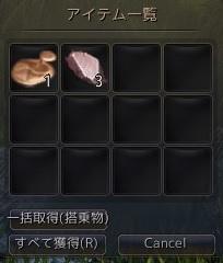銅採集結果