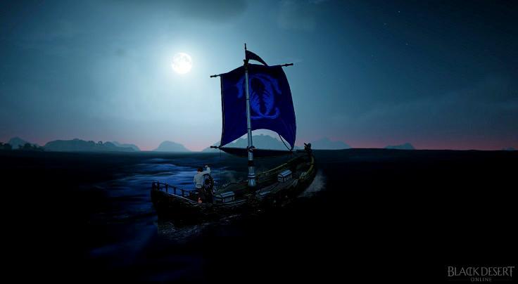 漁船でレマ島に出発