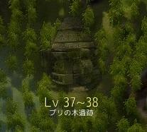 Lv37~38 ブリの木遺跡