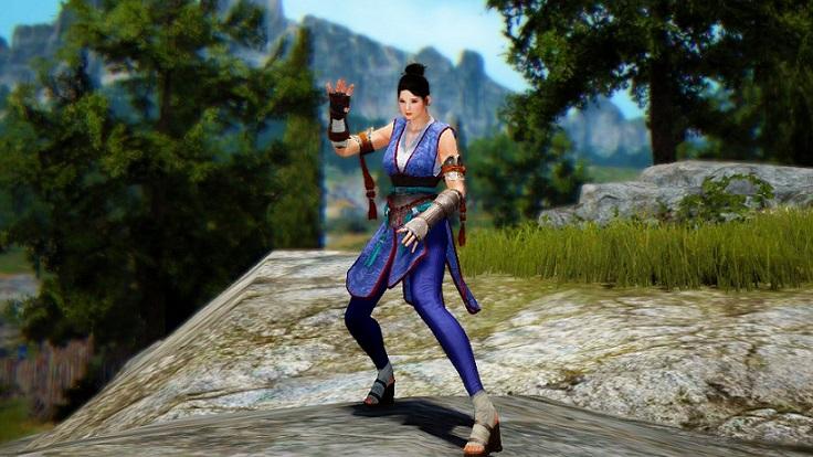 ミスティック(女性格闘家)のタロタスアーマー