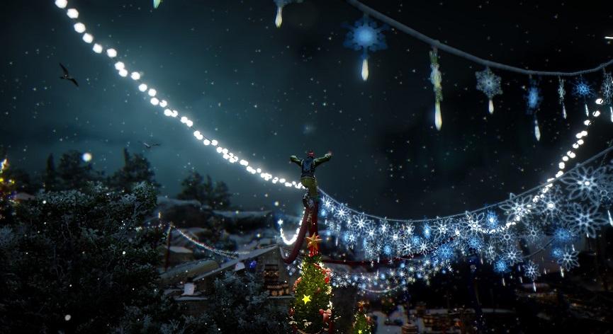 べリア村のクリスマス