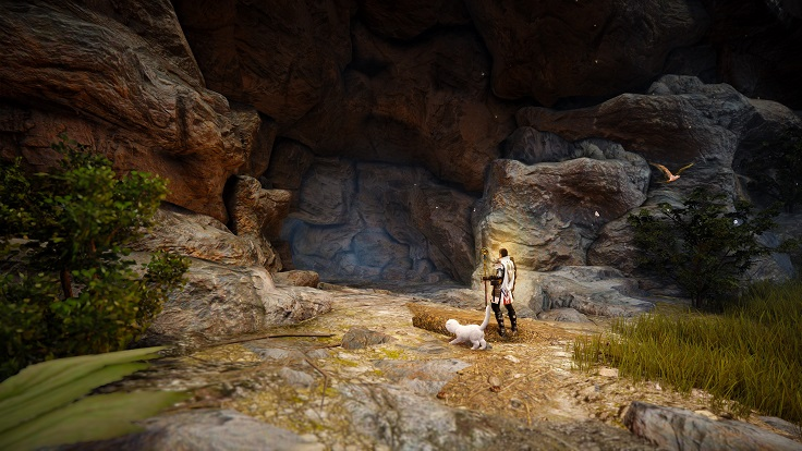 グラトニー洞窟の入口